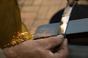 Knife making Nov 2011.jpg