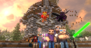 BuddyVerse Minecraft Camp