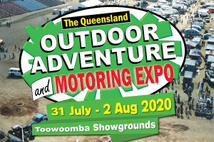 2020 Queensland Outdoor Adventure & Motoring Expo