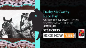 Darby McCarthy Race Day