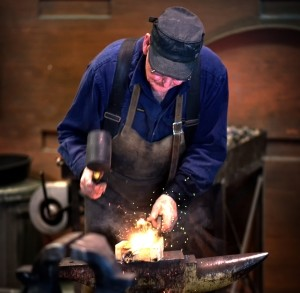 Blacksmithing Terry Drennan.jpg