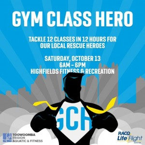 Gym Class Hero - 12 Classes in 12 Hours