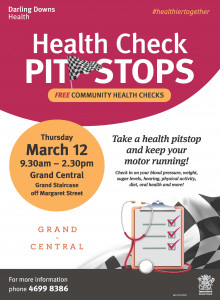 Health Check PitStop