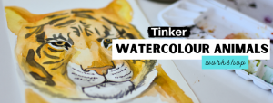 Watercolour Animals Workshop at Tinker