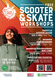 Skate Workshops - Oakey
